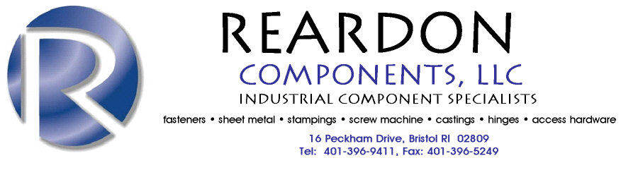 Reardon Components, LLC -- Industrial Component Specialists